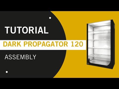 Dark Propagator 120x60x190 cm - CBD & Hemp Products   Hemp Trade Market