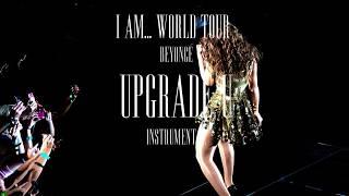 Beyoncé - Upgrade U (I Am... World Tour Instrumental With Background Vocals)