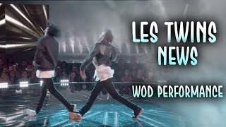 LES TWINS NEWS | WORLD OF DANCE 2017 PERFORMANCE