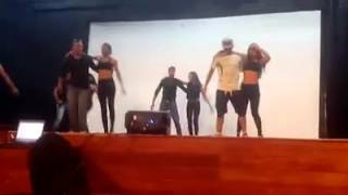 Tango Ensayo Danza Ezequiel Zamora