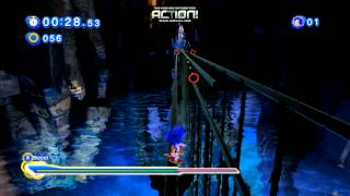 Sonic Runs At The REAL Speed Of Sound In Green Hill