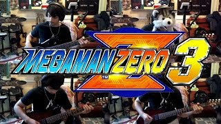 Megaman Zero 3 goes Rock - Cannonball