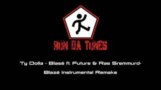 "Ty Dolla $ign - Blasé ft. Future & Rae Sremmurd"" Run Da tunes instrumental"" Remake"