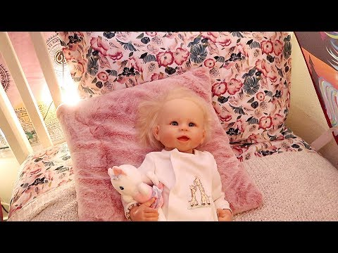 Download Video Reborn Baby Doll Night Routine With DeeDee