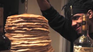 Harvey J- Pancakes & Hennessy! [Music Video]