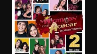 Escola de Talentos dos Morangos com Açúcar Volume 2 - 6. I Want Your Love - GTC