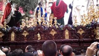 Redención en el Beso de Judas en Javier Lasso de la Vega 2011