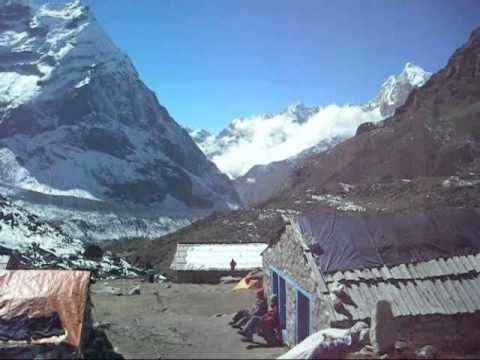 Vila de Khare – Nepal