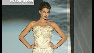 CARLO PIGNATELLI Haute Couture Spring Summer 2003 Rome - Fashion Channel