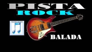 PISTA BASE DE BALADA ROCK,EN Am, ESTILO GARY MOORE, PARA IMPROVISAR