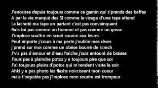 Maska ft Dadju - J'implose ( parole )