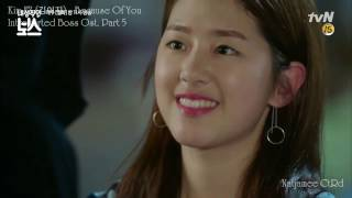 【FMV】 Kim EZ (김이지) - Because Of You (Introverted Boss Ost. Part 5)