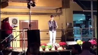 Ancora - Eduardo De Crescenzo (DOMO Cover Live)