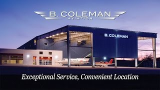 B. Coleman Aviation Video