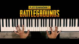 PUBG Main Theme Piano Version | Cover