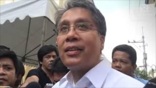 Mar Roxas: 'Hinding hindi ako papayag sa summary justice'
