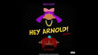 "Rico Nasty feat. Lil Yachty - ""Hey Arnold (Remix)"" OFFICIAL VERSION"