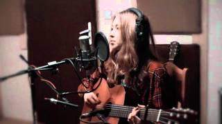 Oliwia Łuszczyńska - Blowin' in the Wind (Bob Dylan Cover)