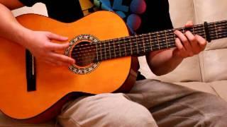 Simple Man - Lynyrd Skynyrd Acoustic Cover