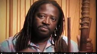 UPRISING ~ Modern day griot explains ancient storytelling tradition