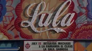 Betsayda Machado y la Parranda el Clavo @ Lula Lounge: No aparece San Juan