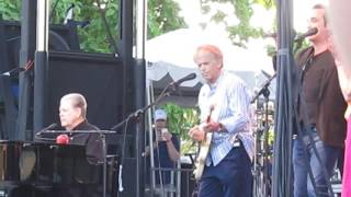 Brian Wilson - Sloop John B (ft. John & Joan Cusack, Paul Hipp)- Pitchfork 2016 Chicago