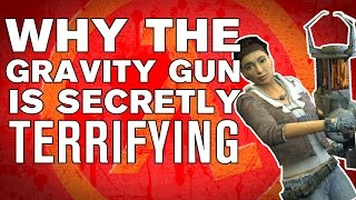 The SCIENCE! Behind Half-Life's Gravity Gun width=
