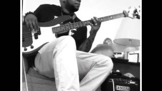 It's Cool- Jhene Aiko (Bass Cover) Snippet