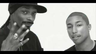 snoop feat pharrell- drop it like its hot(i gotch remix)