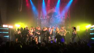The Casualties - Unknown Soldier (live in Minsk - 16.04.14)