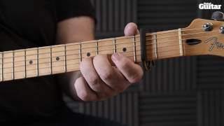 Guitar Lesson: Learn how to play Rolling Stones - Paint it Black