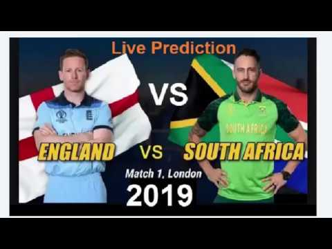 Download thumbnail for ICC world cup 2019 England vs South