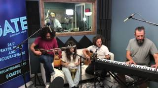 MIQEDEM - Band from Israel Live at The Gate Radio