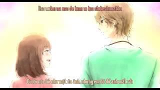 [Kara+Vietsub] Ookami Shoujo to Kuro Ouji Ending Song - Ookami's Heart