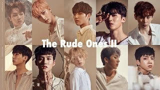 Pentagon - The Rude Ones II Live ver.