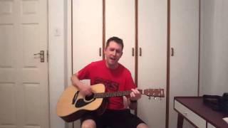 Silverchair Faultline -  Acoustic Cover