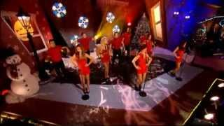 The Saturdays - Ego & All I Want For Christmas Is You (Live @ The Alan Carr Show 22/12/2009)
