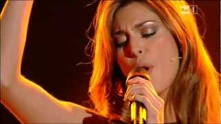 Belen Rodriguez,Malo,61°Festival di Sanremo,2a Serata,Teatro Ariston,16.2.2011.HQ