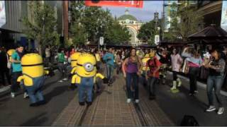 Gru - O Maldisposto - Flashmob