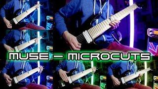 ♫ Muse - Microcuts (GUITAR Orchestra arrangement + Theremin)