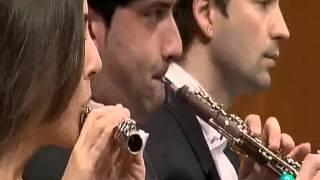 BRAHMS VIOLIN CONCERTO   Oboe Solo 2º mov    FRANCISCO JAV