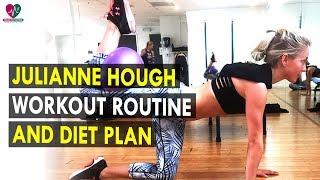 Julianne Hough Workout Routine & Diet Plan || Health Sutra - Best Health Tips