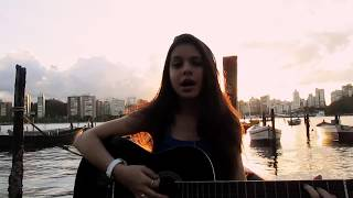 Amanda Loyola - Morada (Cover preto no branco)
