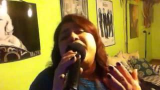 Sola con mi soledad Marisela karaoke