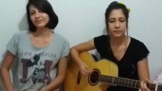 Any & Viny - Caia Fogo (Cover Fernandinho)
