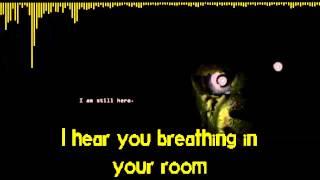 【Nightcore】Salvaged - FNAF 3【Lyrics】