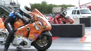 Turbo Jester Hayabusa Prostreet 7.3@199mph pass