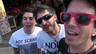 Hateful Monday P.H.D. In Punk (2014 official music video)