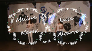 Um anjo veio me falar - Rouge - Melina Marek e Julia Algarve