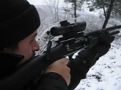Tutukluk Yapmayan Otomatik Tüfek Sidoma Black Hunter